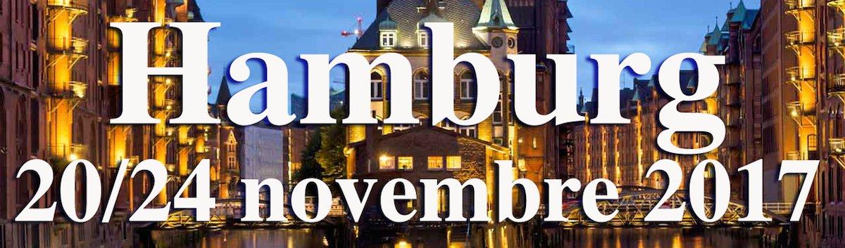 Amburgo – 20/24 novembre