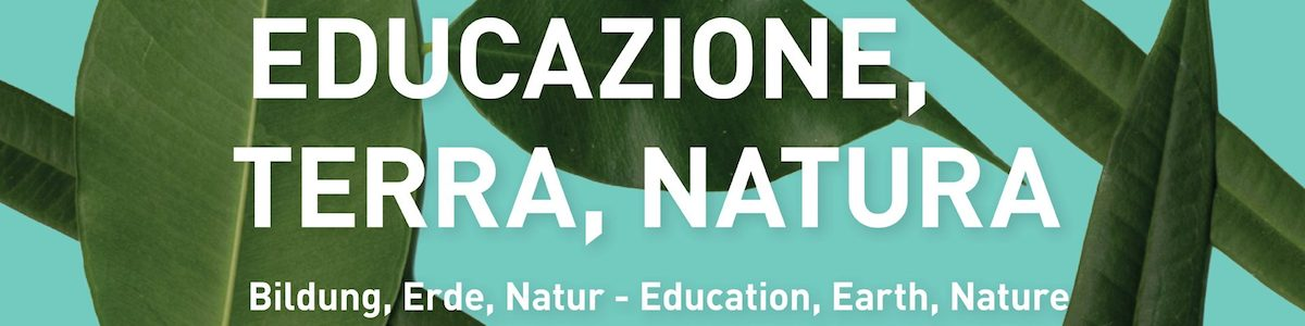 Educazione, terra, natura 2017